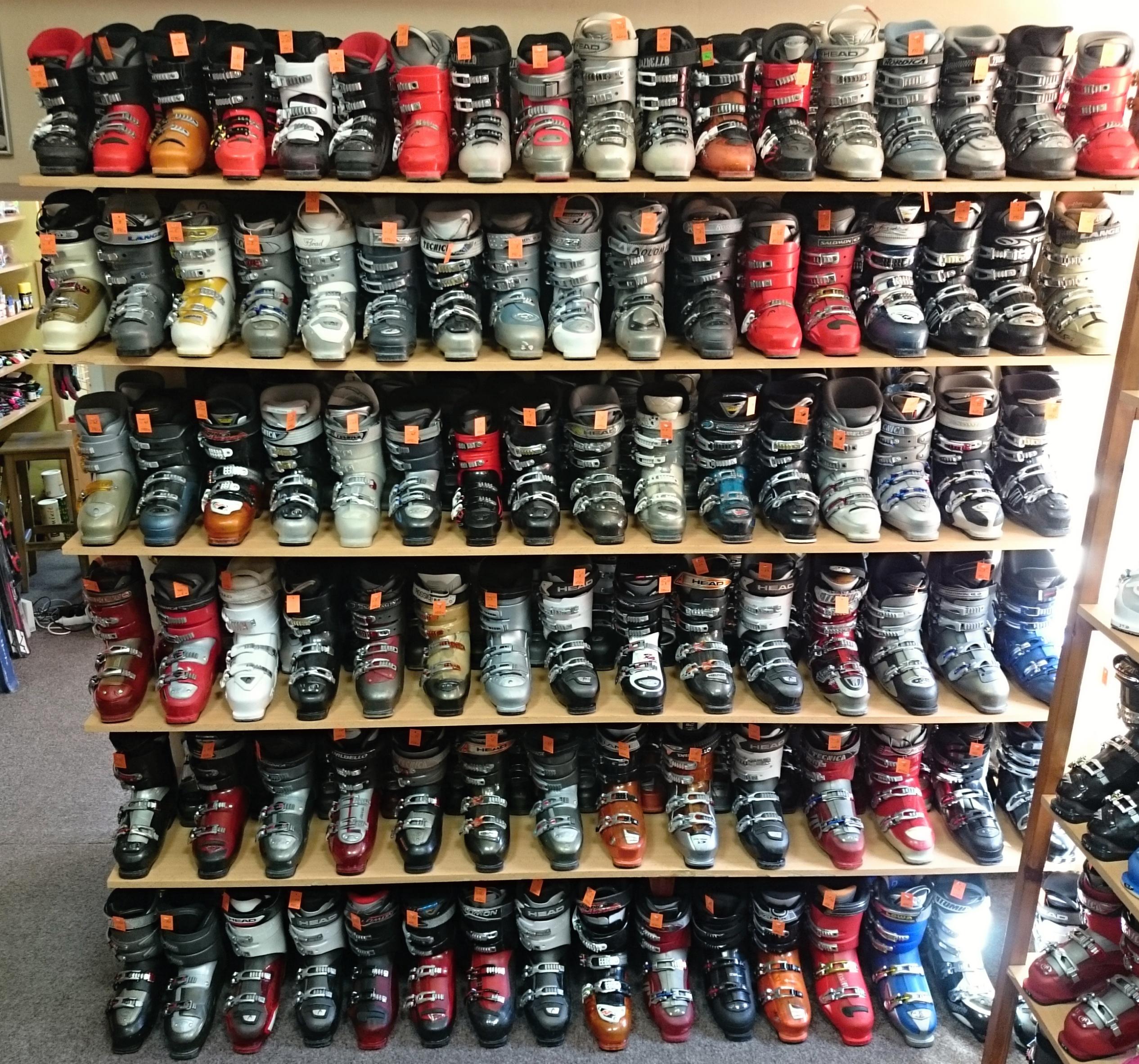 boty bazarové dospělácké