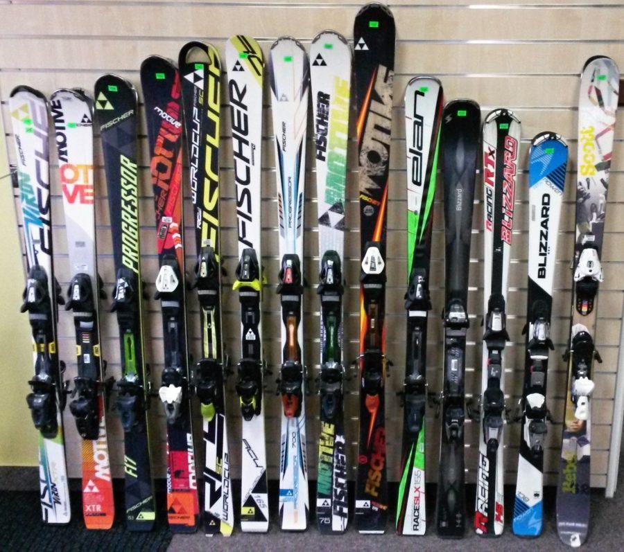 FischElBlizzSc 2017 lyže