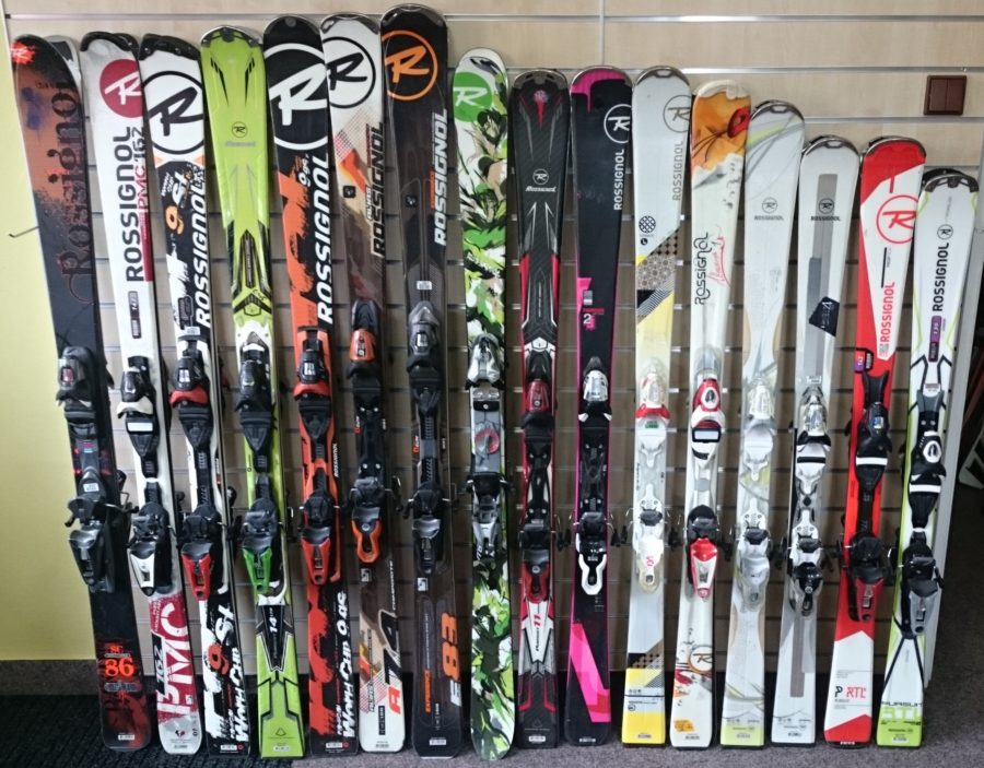 Rossignol2017 lyže