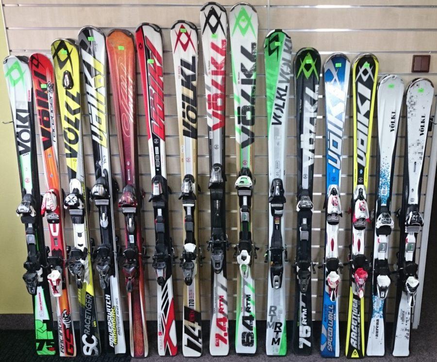 Völkl2017 lyže